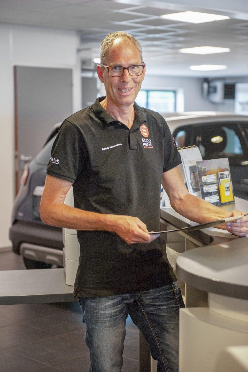 Autobedrijf Blekkink Aalten Freddy Service Adviseur