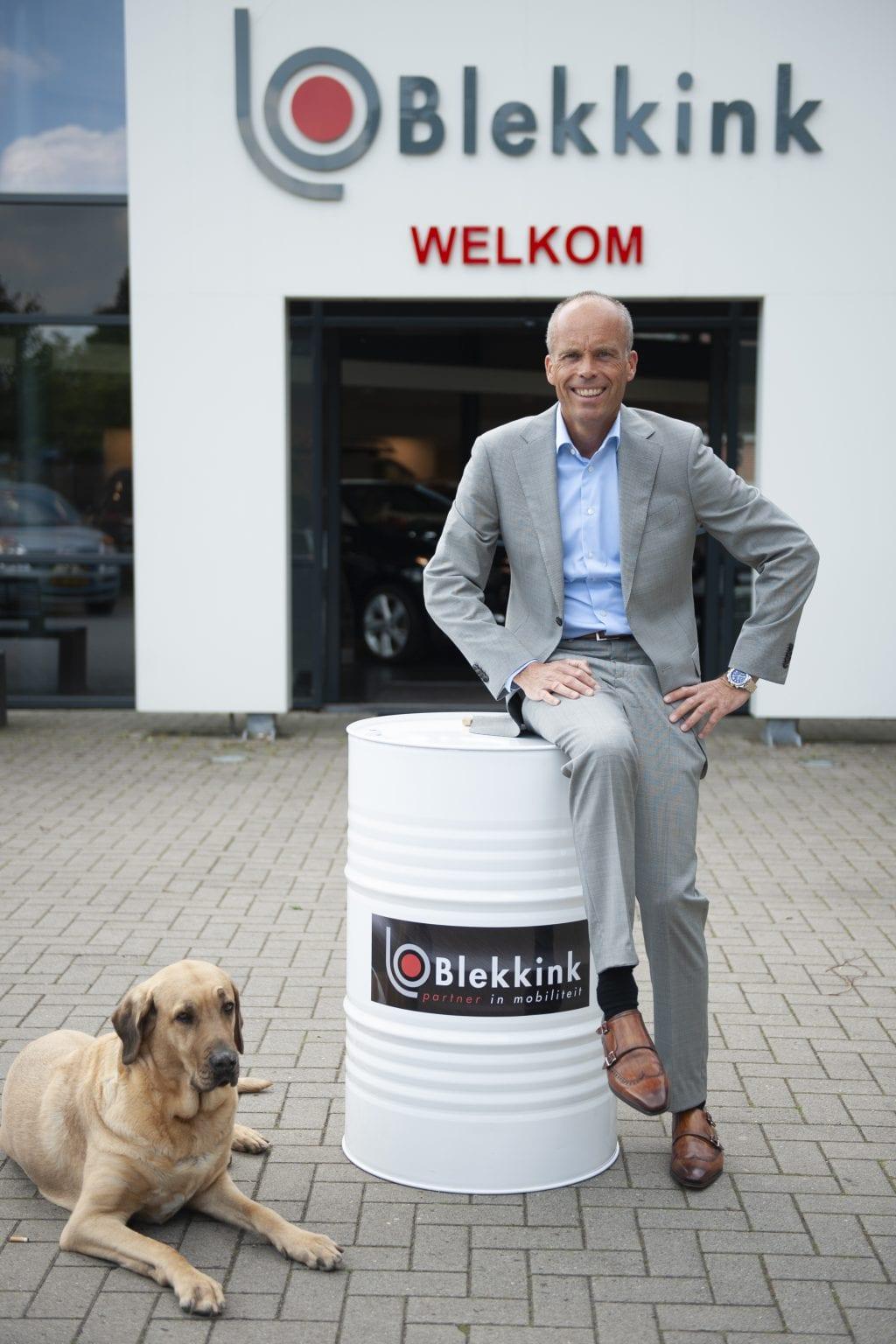 Autobedrijf Blekkink Aalten Gerben Blekkink directeu