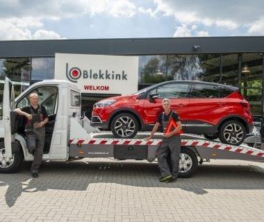 Blekkink Privilege Pas & Euro Repar Car Service Pas